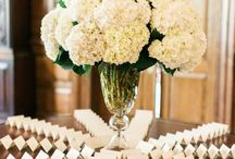 Escort Card - Sign In Table