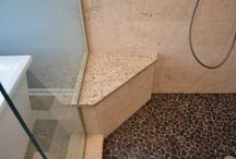 Bargersville bathroom remodel / Master bathroom remodel project pictures to a Greenwod, IN home