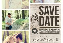 Save the Date / Save the date, wedding photos