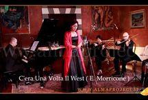 Soprano AA, Piano & String Trio / Piano, String Trio & Soprano AA