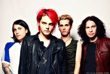 My Chemical Romance / The future is bulletproof! The aftermath is secondary! It's time to do it now and do it loud! Killjoys,make some noise!