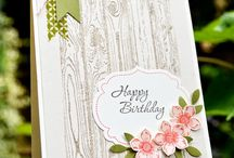 Stampin' Up! - Petite Petals / by Kim Miller