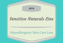 Sensitive Naturals Skin Care / Sensitive Naturals Goat Milk Skin Care that is Free from Nuts, Gluten, Oats, Artificial Fragrance, Aloe Vera, Dyes and Harsh Chemicals. Hypo-allergenic. #skin #goatmilkskincare #beauty