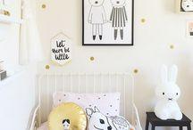 Chambre bébé/enfant