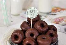 Donuts horneados