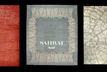 luxury rugs / sahrai rugs in Euro Casa Japan