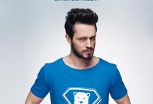 1 milyon kahraman - Murat Boz / Kutup ayılarının yuvasını korumak için 1 milyon kahraman arıyorum. Biri de sen olur musun? http://www.1milyonkahraman.org/ / by Greenpeace Türkiye