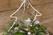 Vánoce / Pletení z papíru