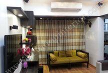 Dr. Amit Saraf Residence Interiors / Residence interior designers in Mumbai at affordable price..!! visit: www.elevationinterior.com