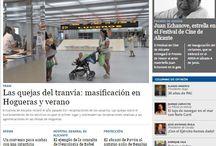 PORTADAS NOTICIAS / Portadas del diario digital ALICANTE PRESS. FRASE DEL DÍA. #news #noticias #Alicante #Elche #Campello #Benidorm #Novelda #Torrevieja ...