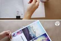 diy notebook ideas