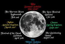 Pagan Holidays - Southern Hemisphere