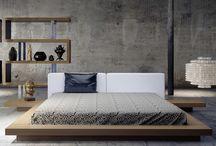 Brit bedroom