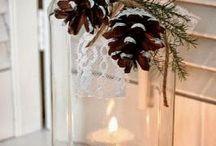 χριστουγεννιατικες κατασκευες φαναρακια