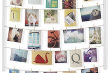 Creative Photo Displays and Photo Frames   Printiki