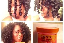 Natural Hair Products/Care Routine