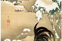 japanese art 日本画