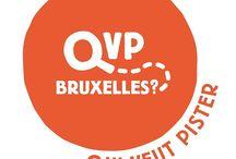 Jeu de piste Bruxelles