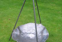 Tripod grill