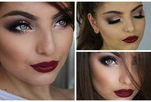Makeup ideas / by Rachel Harper