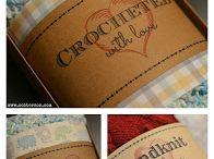 Printables & useful bits & pieces (crochet)