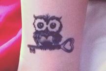 Tattoos and jewellery
