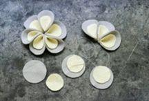 filc virágok