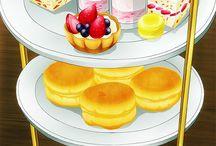 anime foods