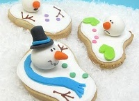 Winter Wonderland / These are all winter related including Christmas and other winter holidays.