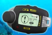 SCUBA gear / SCUBA diving gear and personal submarines, home-made submarines