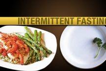 Intermittent fasting/Jeune Intermittent