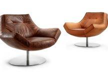 draaistoel/ fauteuil