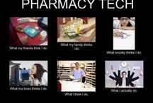 Pharmacy life / by Jennifer Cannon