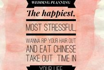 Wedding words to live by