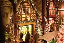 Christmas Markets / Travel to Christmas Markets in Europe