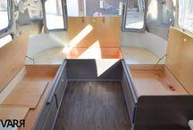 Airstream karavan model