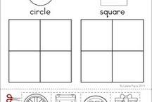 Worksheet ideas