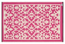 Pink Ribbon Laundry Room / For Mom!