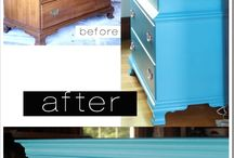 Chest of drawers remodels