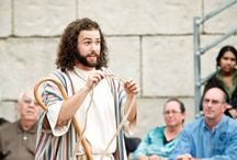 David The Shephered  / David the Shepherd  Free performance each night before  The Great Passion Play at 7:00 PM  (6:00 PM before Labor Day).
