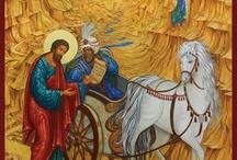 SAINT APOSTLES ICONS