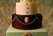 cakes / by Rebekah Kryger