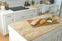 Kitchen ideas / by Sarah Clinton