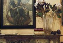 Whats on the mantel?  / by Cindy Deutschendorf