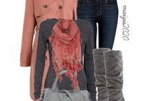 clothes***дрешки, които ми харесват***oblečení