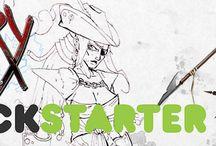 Kickstarter Fury!