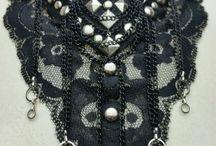 Gothic Halsbänder