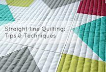 Tips på quilting, binding