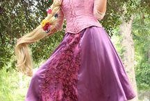 Rainbow Princess Party