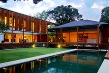 Tropical Architecture in The World